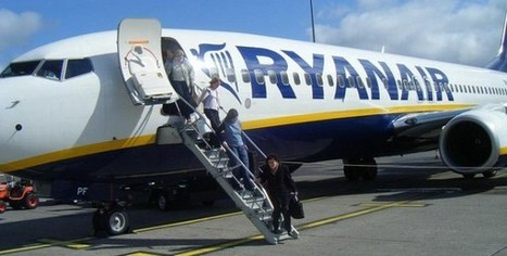 Ryanair to hire marketing director to improve image - Business Reporter | Assessing the Marketing Environment | Scoop.it