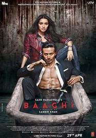 Baaghi (2016) Hindi Movie Review | Critic Reviews | Latest Movie Reviews & Ratings | Scoop.it