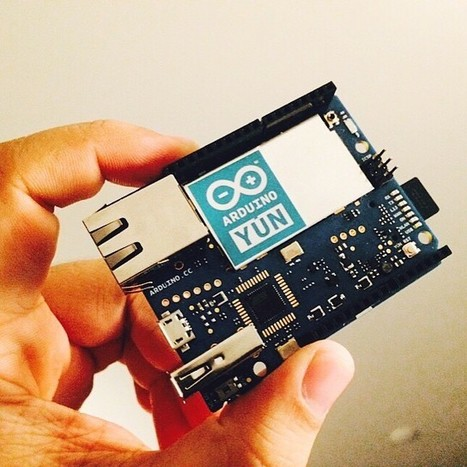 Geekery — My new toy arrived! This little guy has two... | Raspberry Pi | Scoop.it
