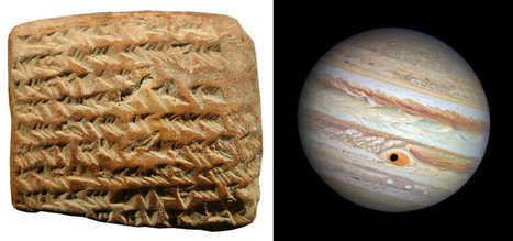 Signs of Modern Astronomy Seen in Ancient Babylon | Navigate | Scoop.it