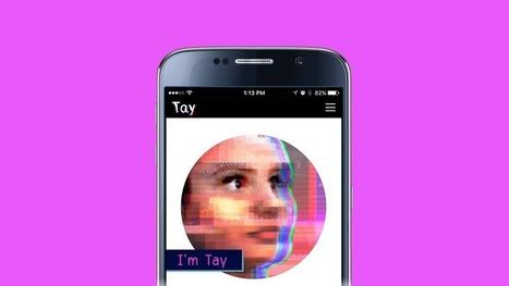 Tay, l'intelligence artificielle controversée de Microsoft   Tutoriels   Scoop.it