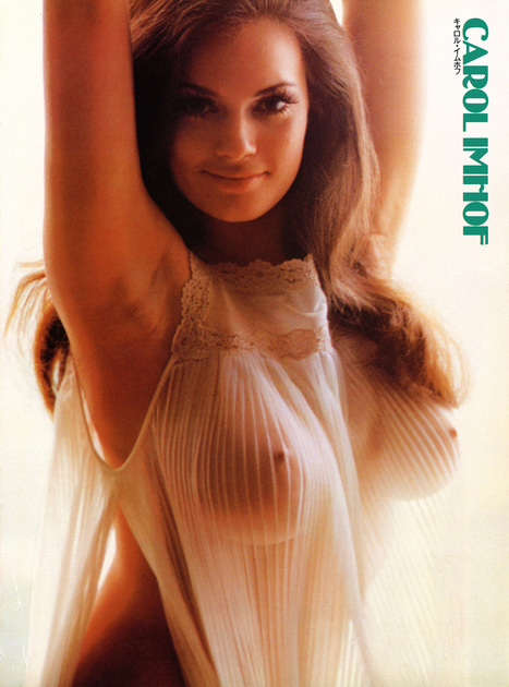 classicnudes:<br/><br/><br/><br/>Carol Imhof, PMOM - December 1970, featured in... | Busty Boobs Babes | Scoop.it