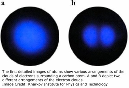 Detailed Photos of Atoms Obtained | High School Chemistry | Scoop.it
