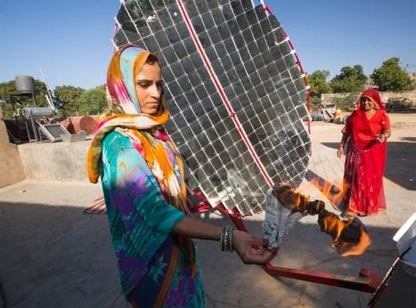Au Népal, ces grands-mères qui deviennent ingénieures solaires | Histoire culturelle - Culture, espaces, environnement | Scoop.it
