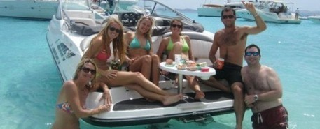 St Thomas Excursions « Sonic Boat Charters | mad traveler | Scoop.it