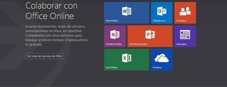 Office Online, renovada alternativa a Google Drive   HERRAMIENTAS Y RECURSOS DE APRENDIZAJE ONLINE   Scoop.it