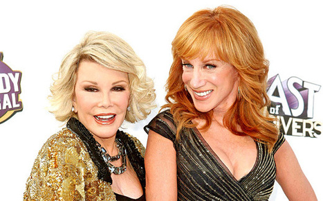 Kathy Griffin confirms she was offered Joan Rivers' spot on 'Fashion Police' - Entertainment Weekly | Fashions And Deals | Scoop.it