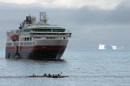 Hurtigruten : le MS Fram en route vers le Groenland | Hurtigruten Arctique Antarctique | Scoop.it