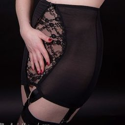 Suspender Belts | Hosiery & Lingerie | Scoop.it