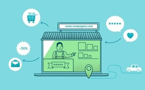 5 bonnes raisons d'avoir un site internet | Les nouveaux entrepreneurs | Scoop.it