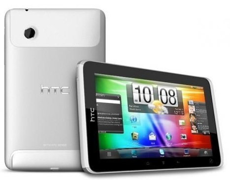 Au tour de HTC de casser le prix de sa tablette! | firefox-comicsandgeek | Scoop.it