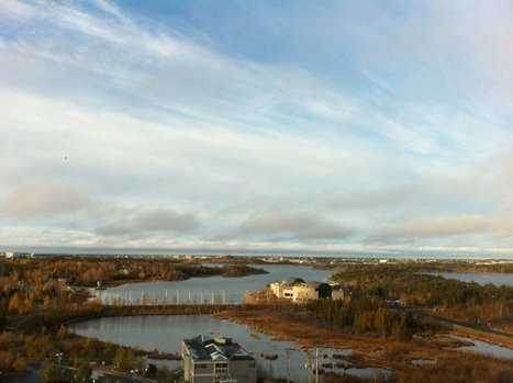 October 3rd – Yellowknife on the way to Kugluktuk | Dr Mark Furze | Inuit Nunangat Stories | Scoop.it