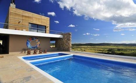 Hotel de lujo para turismo espiritual en sierras de Minas - Diario El País | Paisaje Nativo | Scoop.it