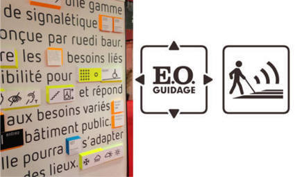 Regards croisés sur la signalétique multisensorielle - Handicap.fr | handicap design | Scoop.it