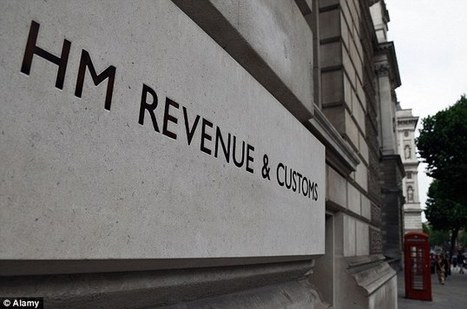 Now taxman can grab £17k straight from your salary | E-Numbers | Scoop.it