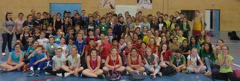 Les Olympiades au collège A.-Perbosc | Le collège Antonin Perbosc à la Une ! | Scoop.it