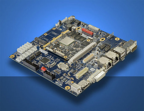 DATA MODUL mini-ITX Board Supports Freescale i.MX6 & Intel Bay Trail-I QSeven Modules | Embedded Software | Scoop.it