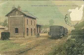 Une enquête généalogique à partir de cartes postales anciennes : Les cartes postales d'Auxilia - L'Echo d'Ecoust | Nos Racines | Scoop.it