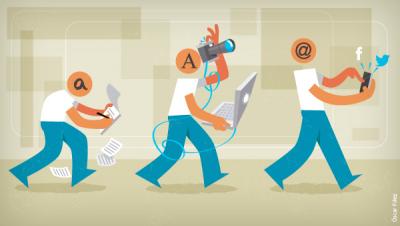 Los nuevos profesionales en el periodismo digital | Miquel Pellicer | Periodismo Ciudadano Digital | Scoop.it
