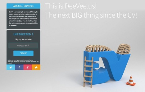 DeeVee | Startup News & Startups | Scoop.it