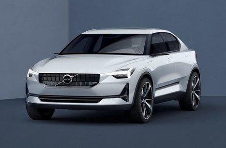 Volvo : Concepts 40.1 et 40.2   Volvo Concept   Scoop.it