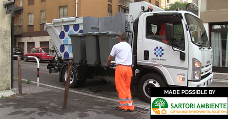 TOS#32: Big Data & Smart Cities: How Data Technologies are changing the Recycling Landscape. With Marco Mattiello (Italy). | OrganicStream.org | Recycling News Channel | OrganicStream.org | Scoop.it