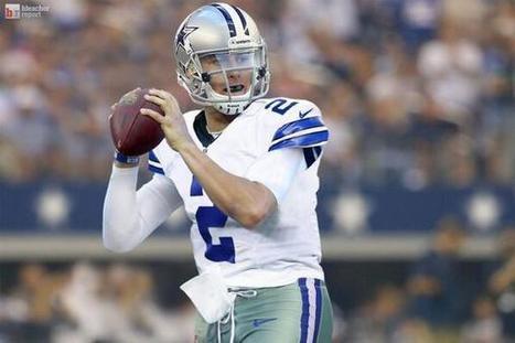 Twitter / JonnyFootbalI: Dallas, have no fear. Johnny ... | Fantasy sports | Scoop.it