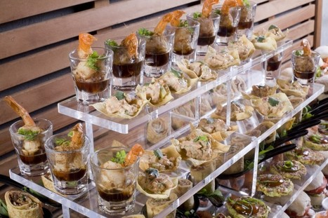 Embrace Buffet Foods for Your Wedding Reception | Flavours Catering | Candy Buffet Weddings, Events, Food Station Buffets and Tea Parties | Scoop.it