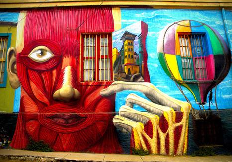 Cerro Polanco, Valparaíso, Chile   Cultura y Turismo   Scoop.it