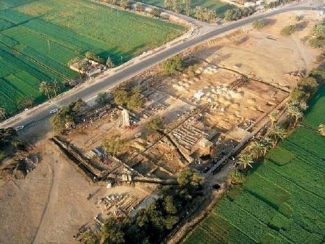 Merimde Beni Salama site larger than thought   The Archaeology News Network   Kiosque du monde : Afrique   Scoop.it