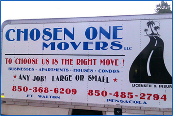 A proven moving company for you - Chosen One Movers LLC.   Chosen One Movers LLC   Scoop.it