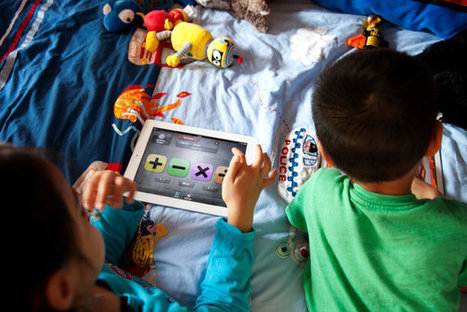 A Reconsideration of Children and Screen Time | Learning, Brain & Cognitive Fitness | Scoop.it