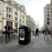 Londen wil slimme wifi-prullenbakken verbannen | Mediawijsheid in het VO | Scoop.it