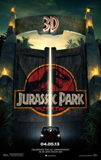 Jurassic Park 3D (2013) | Hollywood Movies List | Scoop.it