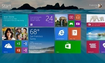 Tutkimusyritykseltä kovaa tekstiä: Windows 8.1 hiljentää arvostelijat ... | Windows-tabletit kouluihin | Scoop.it