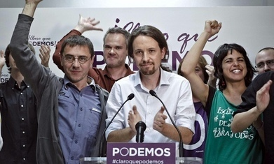 Podemos under fire after grassroots votes give eight of 10 top spots to men - The Guardian | Pensamientos Alternados | Scoop.it