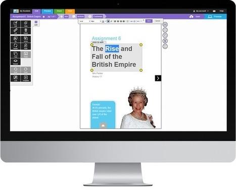 Livebooklet. Création de flyers et de publications en ligne | Les outils du Web 2.0 | Scoop.it