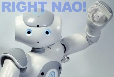 NAO d'Aldebaran Robotics | Web et HighTech | Scoop.it