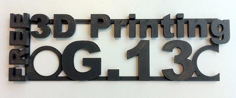 3D printing makes better designers | 3D-printing-s2897670 | Scoop.it