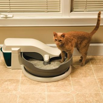 Invisible Fence® Brand Store – Cat Products – Simply Clean™ Litter Box. No more messy litter boxes – this system continuously cleans itself   Dog Products   Scoop.it