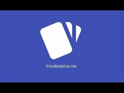Learn English: Vocabularize - Android Apps on Google Play | English Language Teaching and Learning | Scoop.it