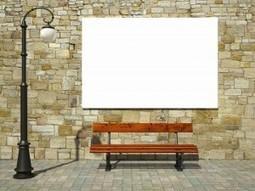 La bonne formule pour créer et imprimer un panneau publicitaire | Flyer | Scoop.it