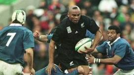 Jonah Lomu: New Zealand rugby union great dies aged 40 - BBC News | lIASIng | Scoop.it
