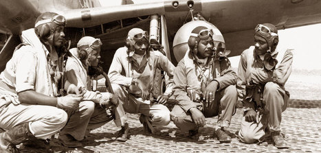 Tuskegee Airmen National Museum | Project on Civil Right and Historical Land Marks | Scoop.it