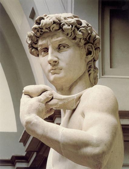 Il David Di Michelangelo Sfida Il Pensiero Convenzionale | Strategia Oceano Blu | Scoop.it