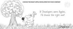 It's your Right to Choose the Right Apple Developer for your Company | Android and iPhone Application Development | Scoop.it
