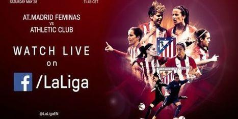 Facebook Live to show La Liga fixture globally | SportonRadio | Scoop.it