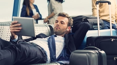 7 Ways to Stay Productive While You're Traveling | Soup for thought | Scoop.it