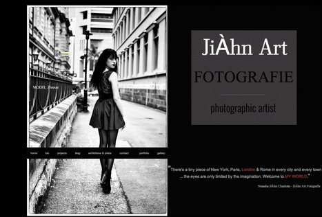 17 Beautiful Photography Websites | e-photography | Scoop.it