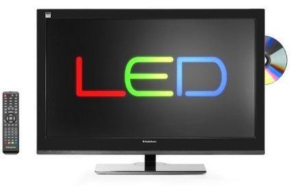$@$   Tristar LE-247802 60 cm (23,6 Zoll) LED-Backlight-Fernseher, EEK B (Full-HD, DVB-T) schwarz | LED Full HD TV Günstig | Scoop.it